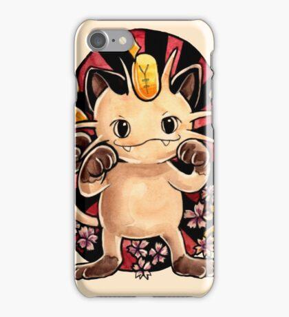 Meowth  iPhone Case/Skin