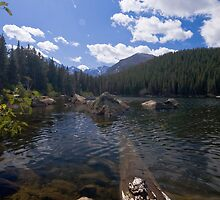 Bear Lake- Rocky Mountain National Park by SwainPhotography