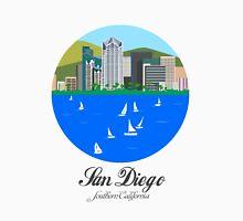 City art San Diego Unisex T-Shirt