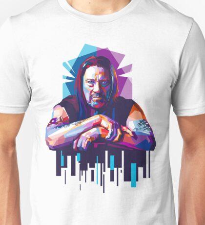 Hard-Boiled Trejo Unisex T-Shirt