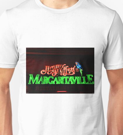 Jimmy Buffett's Margaritaville Unisex T-Shirt