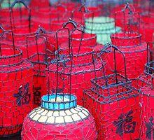 lanterns by redbikephotos