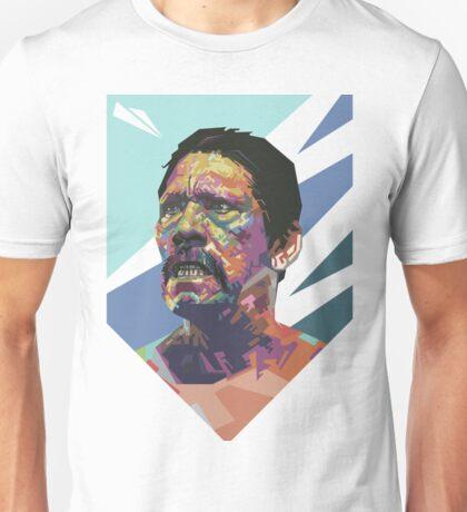 Angry Trejo Unisex T-Shirt