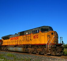 Union Pacific is Calling by Tonye Banks