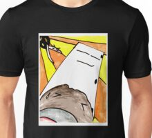 Rock, Paper.....SCISSORS Unisex T-Shirt