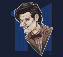 The Eleventh Doctor by RoguePlanets