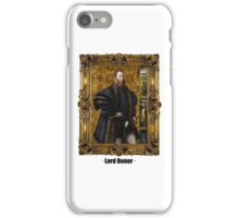 Lord Boner iPhone Case/Skin