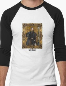Lord Boner Men's Baseball ¾ T-Shirt