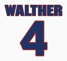 Basketball player Paul Walther jersey 5 by imsport