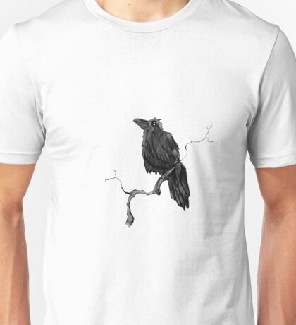 Crows are pretty great Unisex T-Shirt