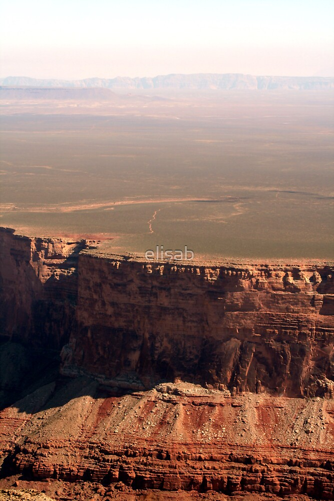 Grand Canyon and Painted Desert by elisab