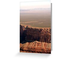 Grand Canyon and Painted Desert Greeting Card