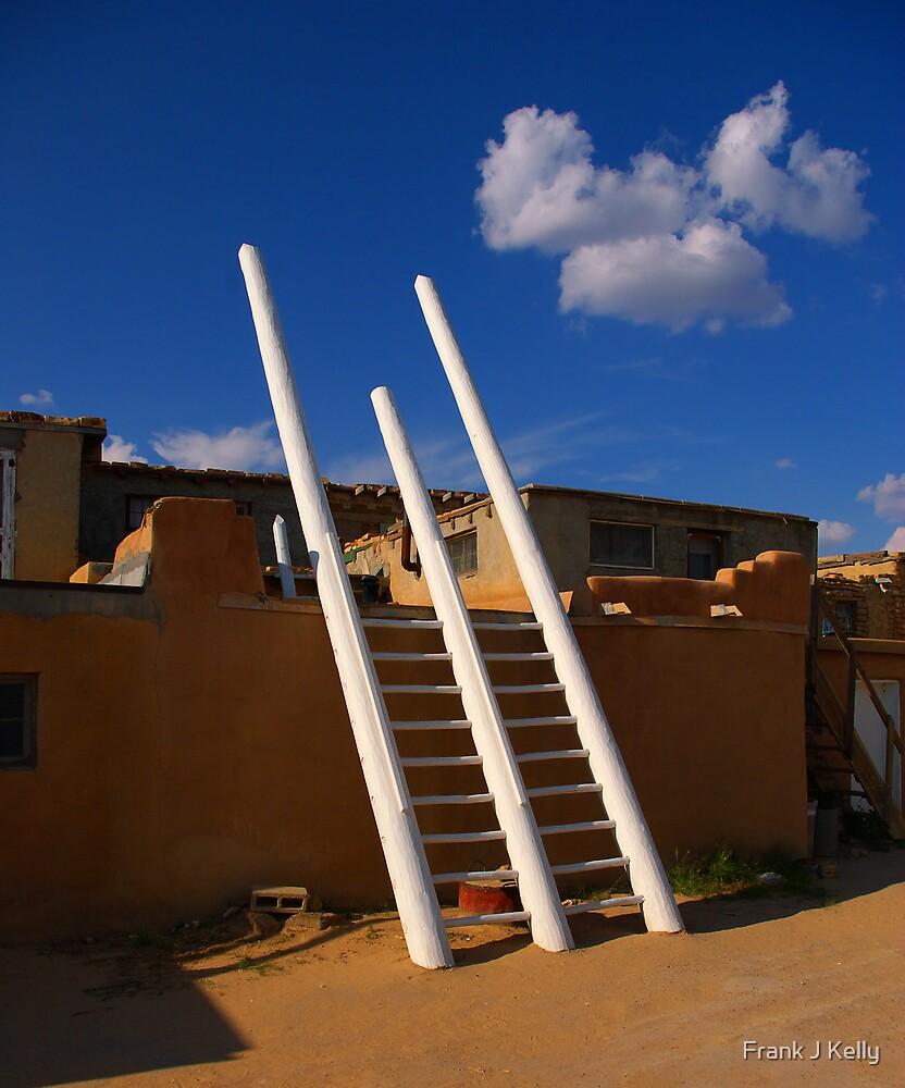 Stairway by Frank J Kelly