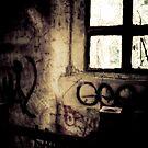 Graffitti Window by HouseofSixCats