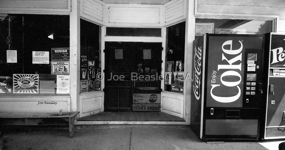 Country Store, Walling Tennessee by © Joe  Beasley IPA