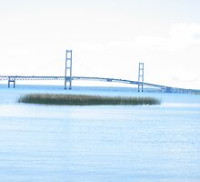 Macinac Bridge by TheoFro3