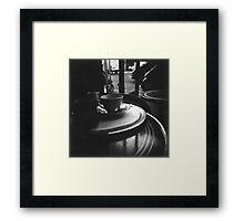 Coffee in Paris Framed Print