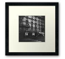 Cartier Framed Print