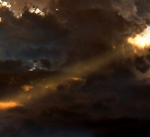 Heavenly Spotlight by Daniel J. McCauley IV