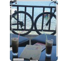 Cappuccino time iPad Case/Skin