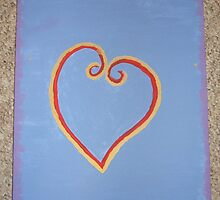 """""""Love In The Heart"""" by robnjulie"""