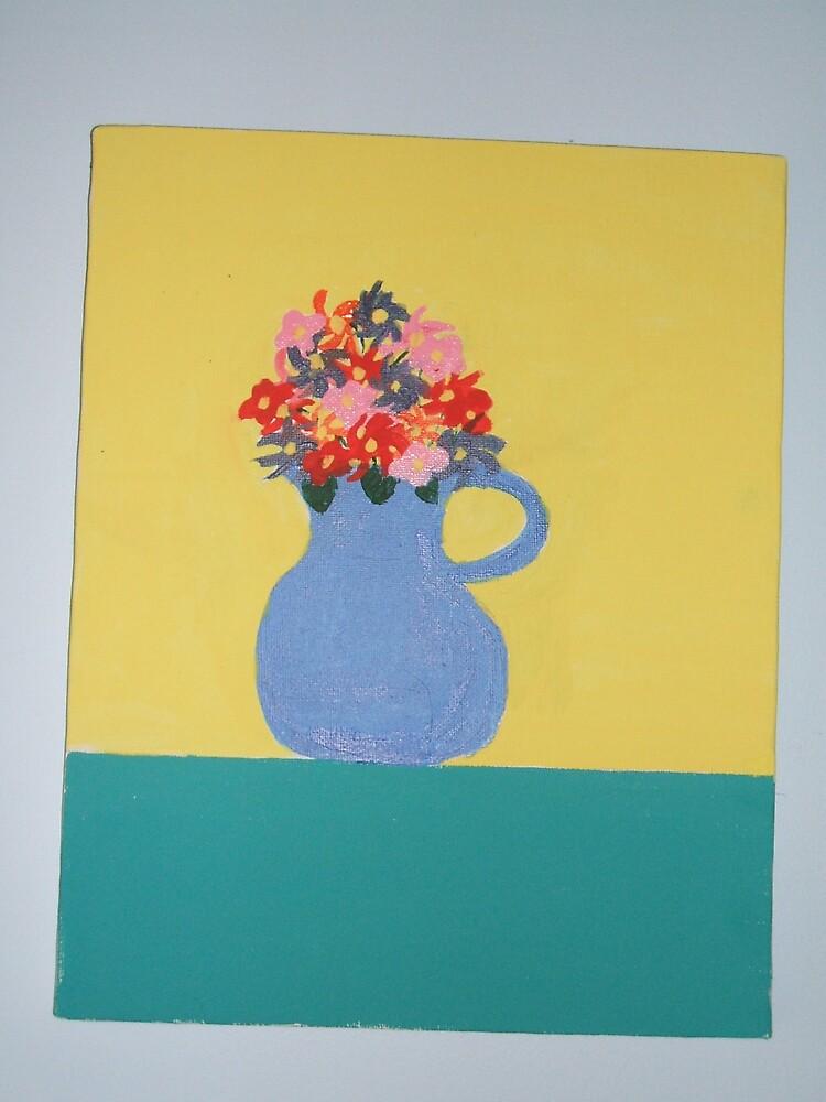 """Flowers In A Vase"" by robnjulie"