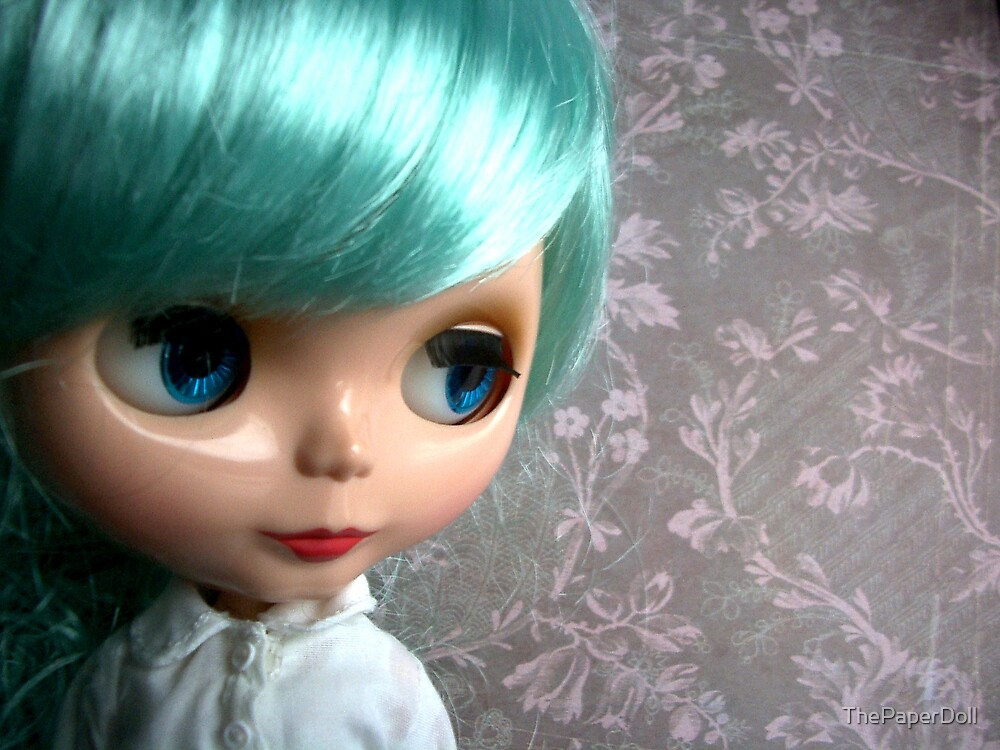 Little Blue by ThePaperDoll