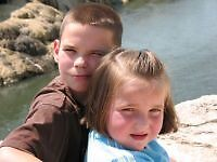 Brother & Sisterly love by Shawna Faul