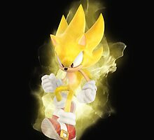 Super Sonic! by GoseiSilver