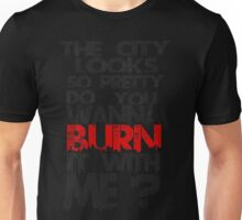 Hollywood Undead - City Unisex T-Shirt