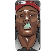 A$AP ROCKY - SMOKE iPhone Case/Skin