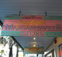 Key West Jimmy Buffet Margaritaville Store by SlavicaB