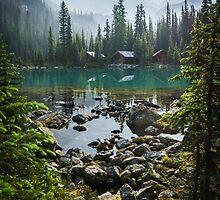 Lake O'Hara Lodge by Carrie Cole