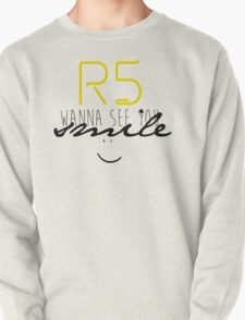 R5 wanna see you smile (black) T-Shirt