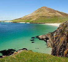 Ceapabhal, Isle of Harris by Karen Thorburn