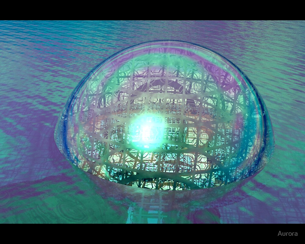 City bubble by Aurora
