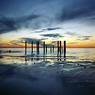 Twilight at Port Willunga by SD Smart