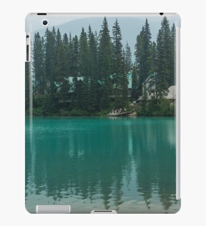 Emerald Lake iPad Case/Skin