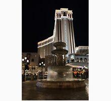 Night Glow at the Venetian Las Vegas Unisex T-Shirt
