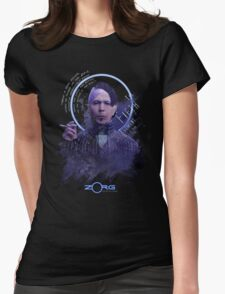 Zorg Womens Fitted T-Shirt