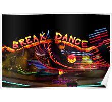 Break dance Poster