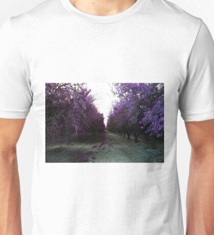 Purple Olives Unisex T-Shirt