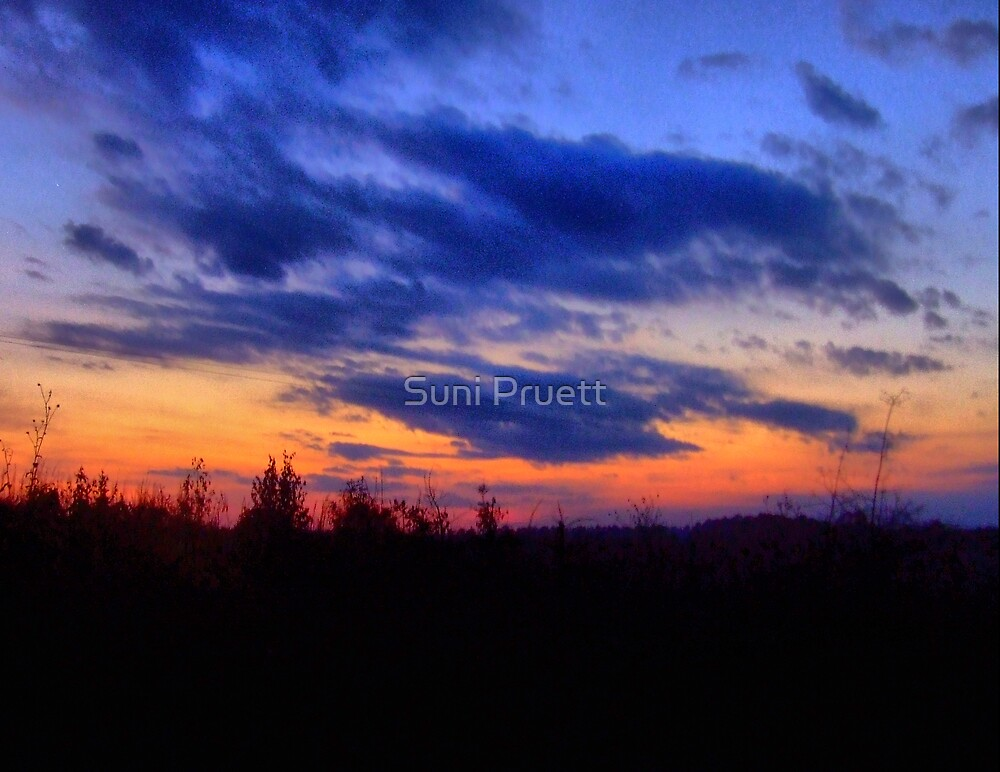 Autumn Sky by Suni Pruett
