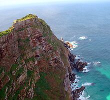 Cape point by shaariq