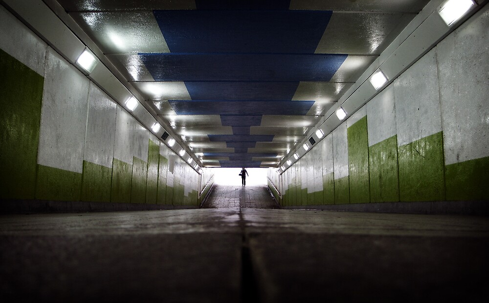The Light at the End of the Tunnel by Martyn Robertshaw