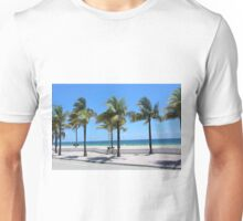 Florida, Fort Lauderdale Beach Unisex T-Shirt