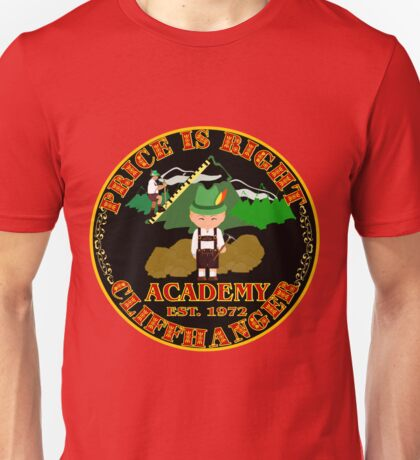 TV Game Show - TPIR (The Price Is...) Cliffhanger Academy 2 Unisex T-Shirt