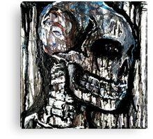 Creeper Canvas Print