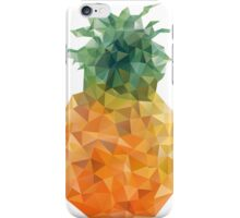 Pineapple Triangles iPhone Case/Skin