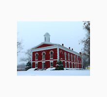 Iron County Courthouse Dressed for Christmas Unisex T-Shirt